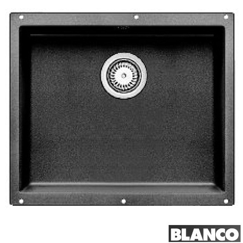 Blanco Subline 500-U Silgranit Alu-metallic 53x46