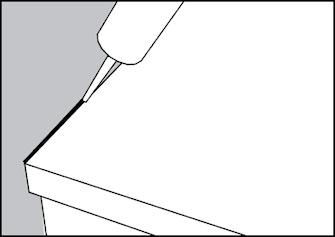 Bordplade lister