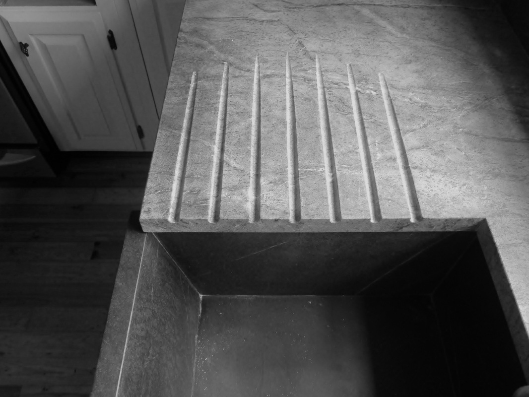 beton bordplade køkken