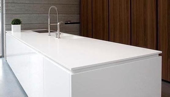 corian k kken se eksempler p flotte corian k kkener. Black Bedroom Furniture Sets. Home Design Ideas