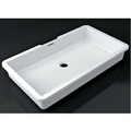Corian vask. Model Dupont CS6535 / 650 x 350 x 110 mm