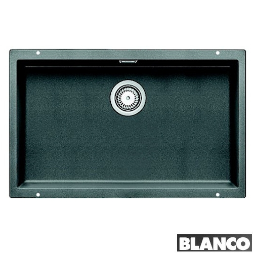 Blanco Subline 700 U Silgranit 730x460 Alumetallic